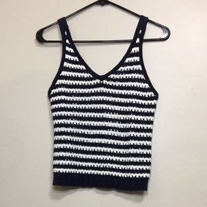 Freshman knit tank top
